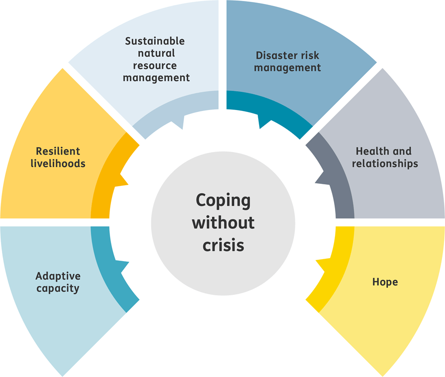 Coping without crisis